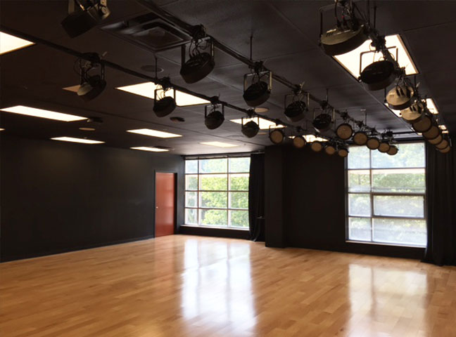Dance Studio Renovation
