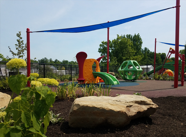 Early Learning Center Playground